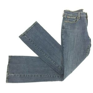 Levis 515 Bootcut Jeans Medium Wash Size 10